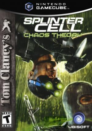 Splinter Cell Chaos Theory - Gamecube (Pre-owned)