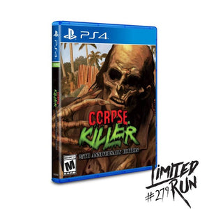 Corpse Killer: 25th Anniversary Edition (Limited Run Games) - PS4