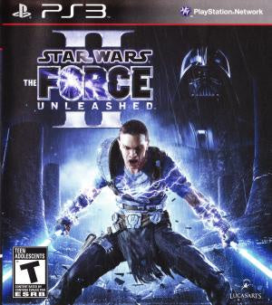 Star Wars: The Force Unleashed II - PS3 (Pre-owned)
