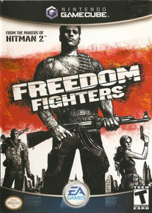 Freedom Fighters - Gamecube (Pre-owned)