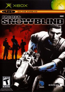 Project Snowblind - Xbox (Pre-owned)