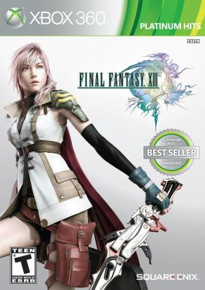 Final Fantasy XIII - Xbox 360 (Pre-owned)