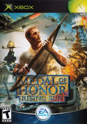 Medal of Honor Rising Sun - Xbox (Pre-owned)