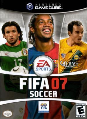 FIFA 2007 - Gamecube (Pre-owned)