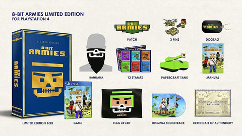 8-Bit Armies Limited Edition - PS4