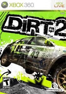 Dirt 2 - Xbox 360 (Pre-owned)