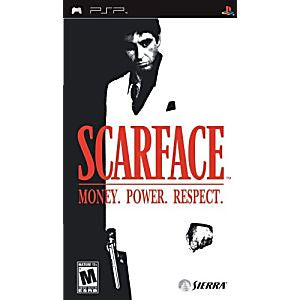 Scarface Money. Power. Respect - PSP (Pre-owned)