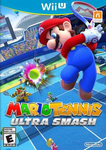 Mario Tennis Ultra Smash - Wii U (Pre-owned)