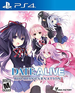 DATE A LIVE: Rio Reincarnation - PS4