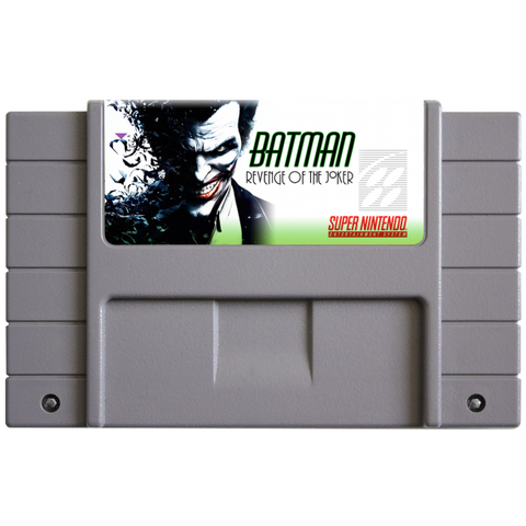 Batman: Revenge of the Joker (Reproduction) - SNES (Pre-owned)