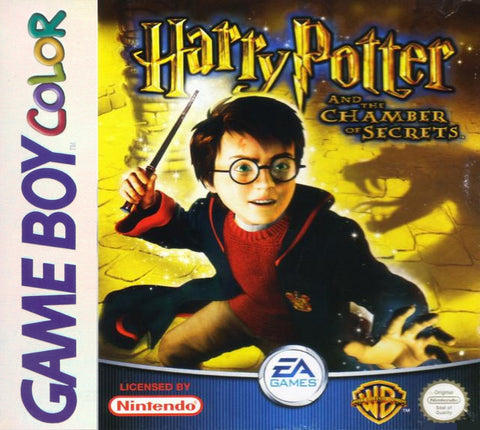 Harry Potter and the Chamber of Secrets - GBC (Pre-owned)