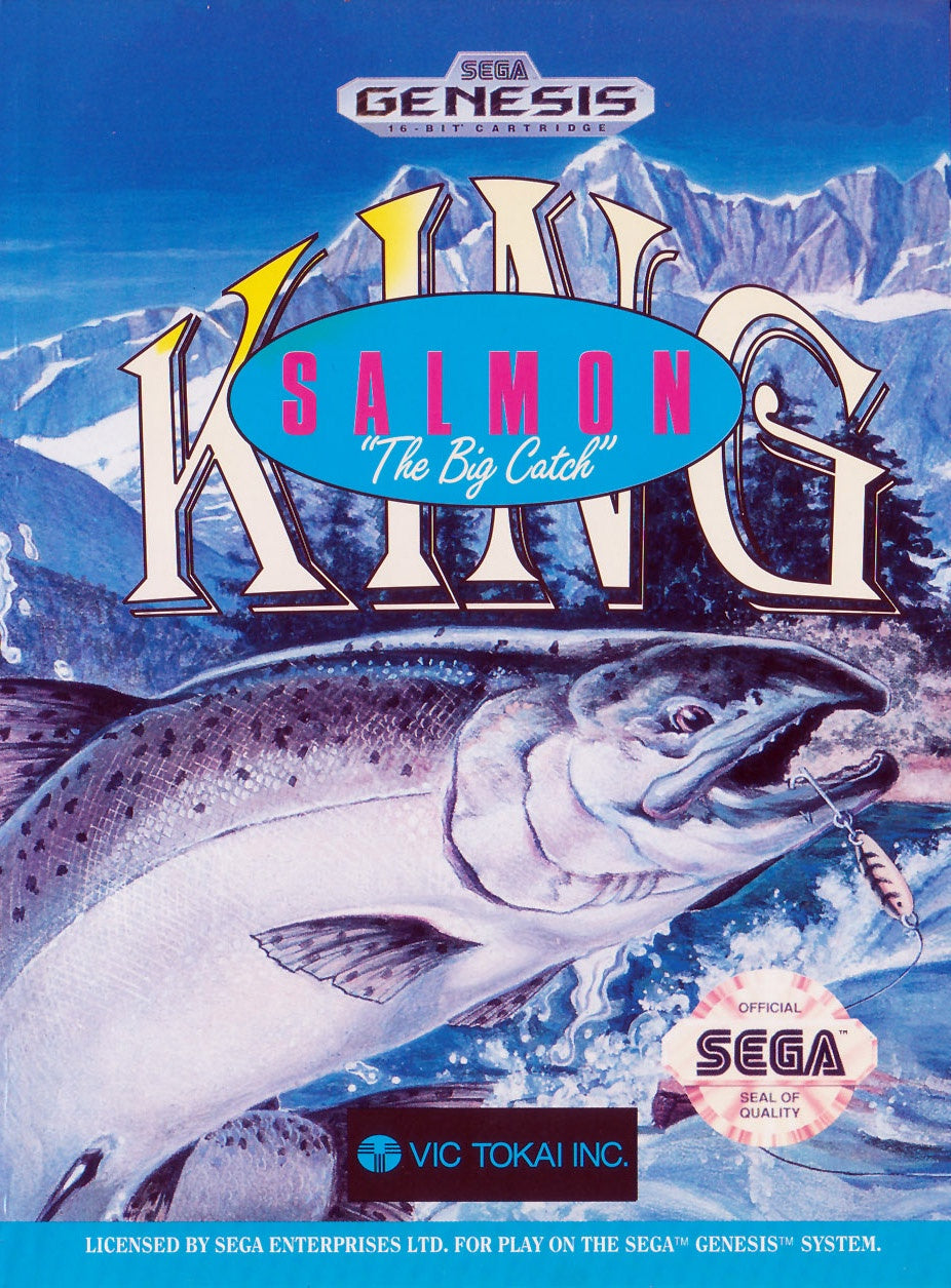 King Salmon: The Big Catch - Genesis (Pre-owned)