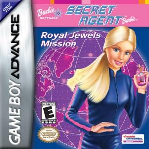Barbie Secret Agent Barbie - GBA (Pre-owned)