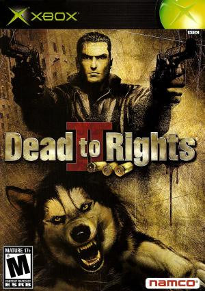 Dead to Rights 2 - Xbox (Pre-owned)