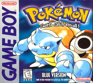 Pokemon Blue - GB (Pre-owned)