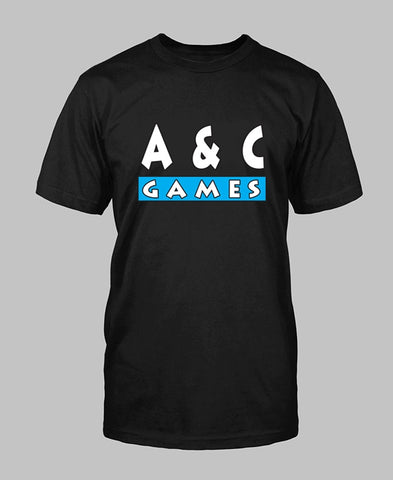 A & C Games Logo T-Shirt