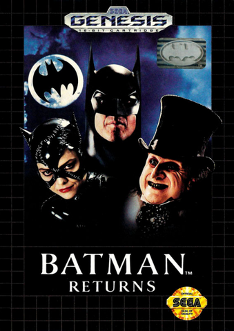 Batman Returns - Genesis (Pre-owned)