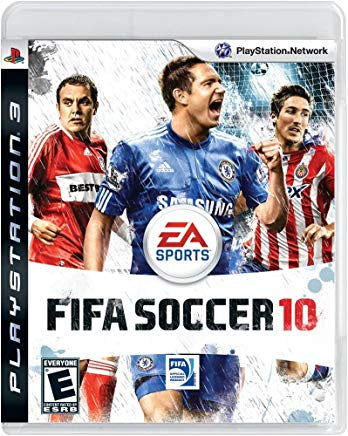 FIFA Soccer 10 - PS3 (Pre-owned)