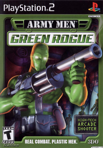 Army Men Green Rogue - PS2 (Pre-owned)