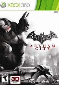 Batman: Arkham City - Xbox 360 (Pre-owned)