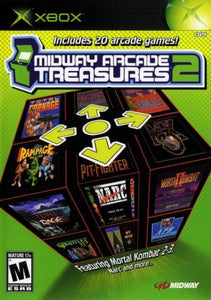 Midway Arcade Treasures 2 - Xbox (Pre-owned)