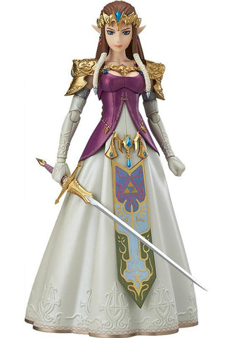318 The Legend of Zelda: Twilight Princess figma Zelda: Twilight Princess ver.