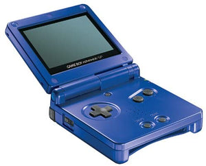 Gameboy Advance SP System Console Cobalt Blue - GBA