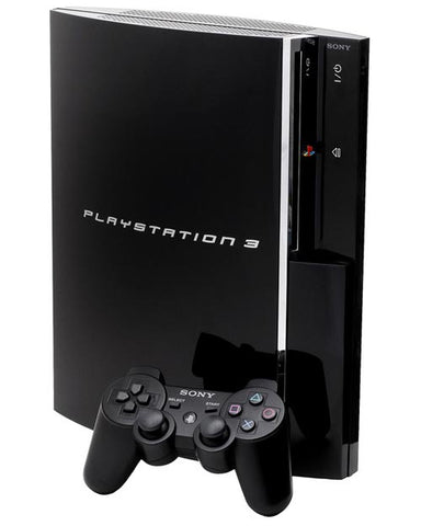 Playstation 3 80GB System Console PS3 (Non Backwards Compatible)