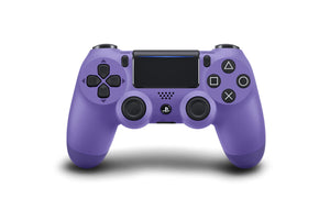 (Front Lit) DualShock 4 PlayStation 4 Controller Wireless Controller PS4 (Electric Purple)