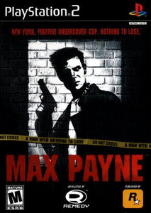 Max Payne - PS2 (Pre-owned)