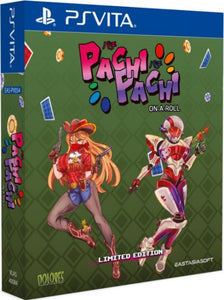 Pachi Pachi On a Roll - (Limited Run Games) - PS Vita