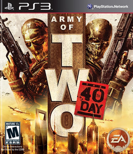 Army of Two: The 40th Day - PS3 (Pre-owned)