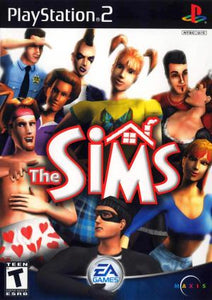 The Sims - PS2 (Pre-owned)