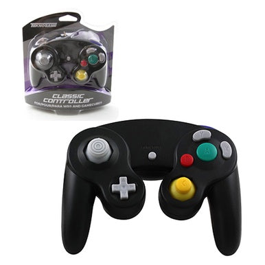 BLACK WIRED CONTROLLER [TEKNOGAME]