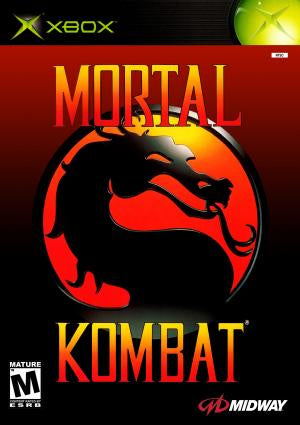 Mortal Kombat Deception - Xbox (Pre-owned)