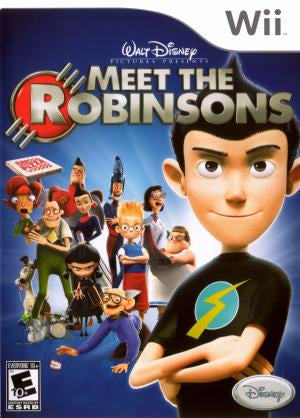 Meet the Robinsons - Wii (Pre-owned)
