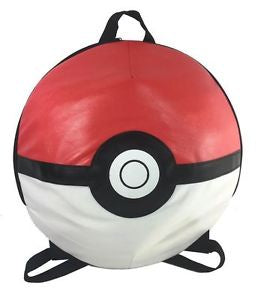 POKEMON POKEBALL 3D LARGE BACKPACK
