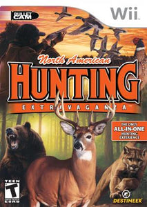 North American Hunting Extravaganza - Wii (Pre-owned)
