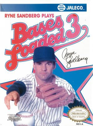 Bases Loaded 3 - NES (Pre-owned)