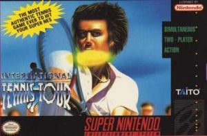 International Tennis Tour - SNES (Pre-owned)