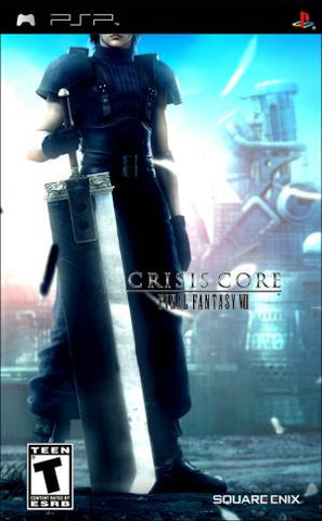 Final Fantasy VII Crisis Core - PSP (Pre-owned)