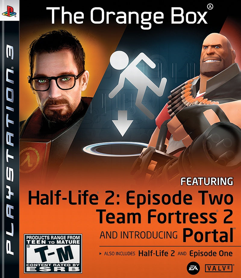 Orange Box - PS3 (Pre-owned)