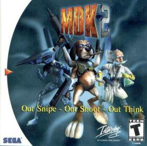 MDK 2 - Dreamcast (Pre-owned)