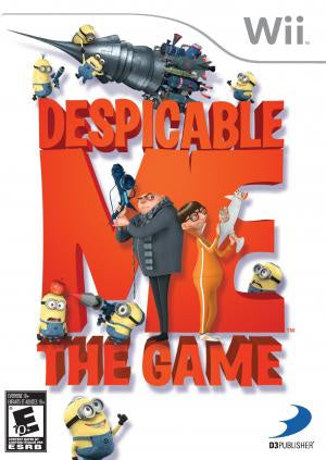 Despicable Me - Wii (Pre-owned)