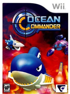 Ocean Commander - Wii (Pre-owned)