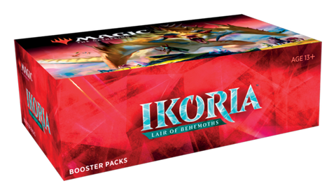 MTG Ikoria: Lair of the Behemoths Booster Box