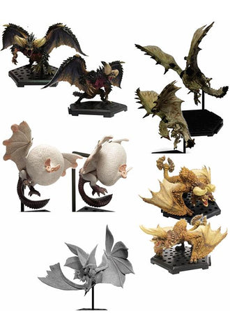 Monster Hunter Capcom MH CFB Standard model Plus Vol.10 (1 Random Blind Box)