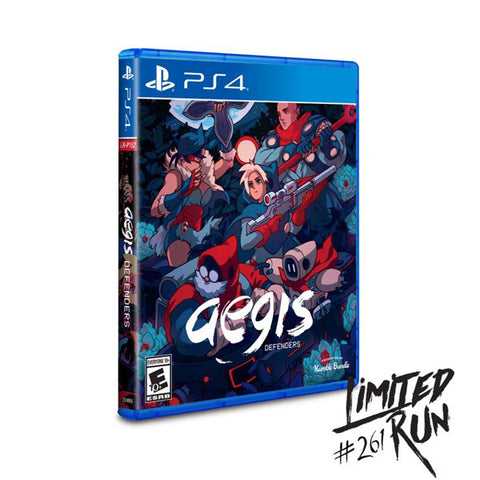Aegis Defenders (Limited Run Games) - PS4