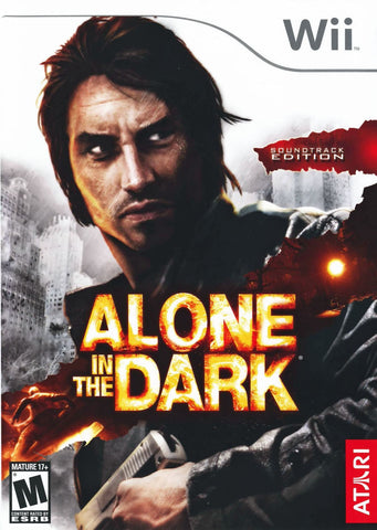Alone in the Dark - Wii (Pre-owned)