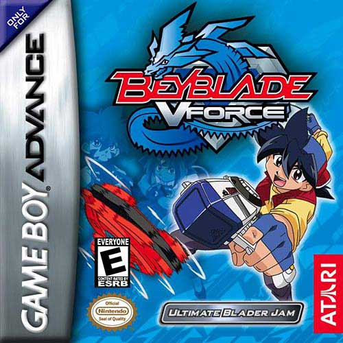 Beyblade V Force - GBA (Pre-owned)